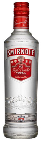 Smirnoff Vodka Red No 21